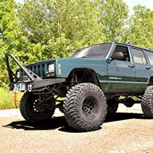 Rough Country Front Jeep Xj Cherokee Winch Bumper Jeep Cherokee