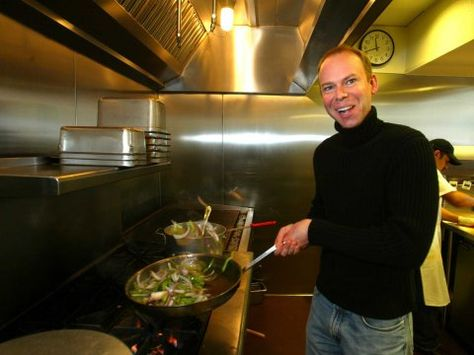 How Chipotle Founder Steve Ells Got The Idea To Sell Burritos
