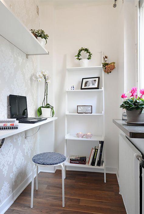 Des Idees Pour Amenager Un Bureau Dans Un Petit Espace