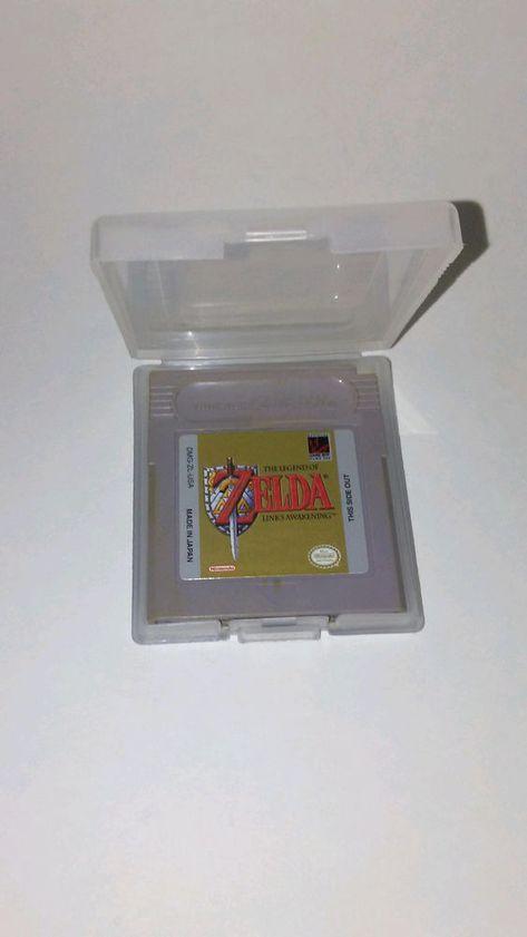 Nintendo Game Boy The Legend Of Zelda Link S Awakening W