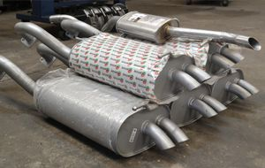 Triple R Mufflers Provide Top Quality Catalyticconverter In