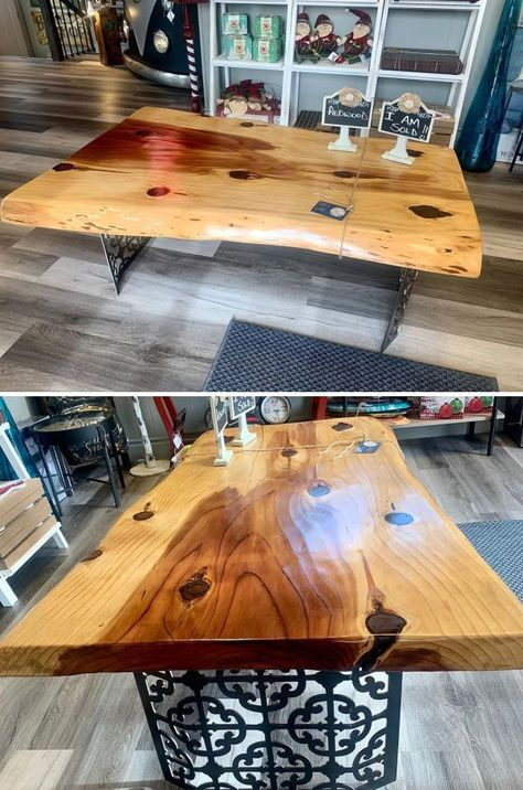 Tables - Redwood Coffee Table