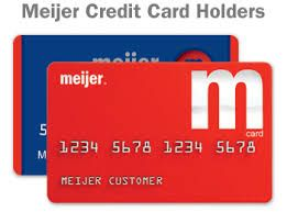 Meijer Credit Card Mastercard Payment And Login Credit Card Credit Card Fees Credit Card Application