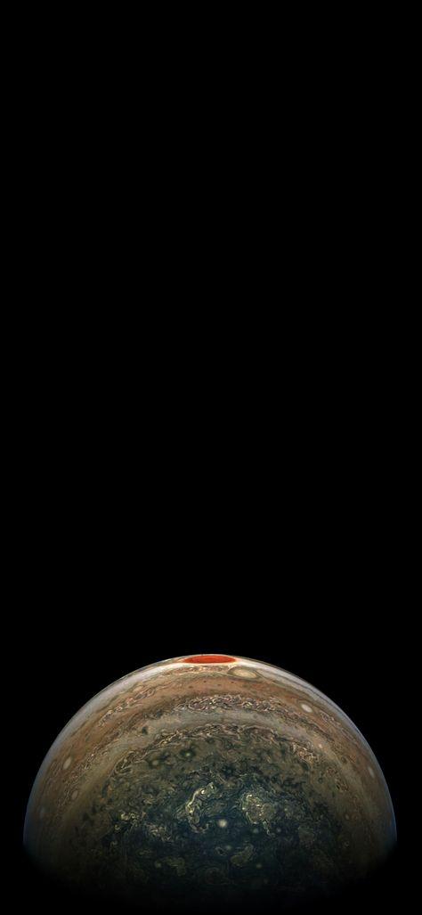 Jupiter Juno Spacecraft Nasa Iphone X Wallpapers