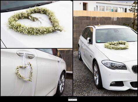 Autoschmuck-Hochzeit-TEAM-GRÜN-Elzach