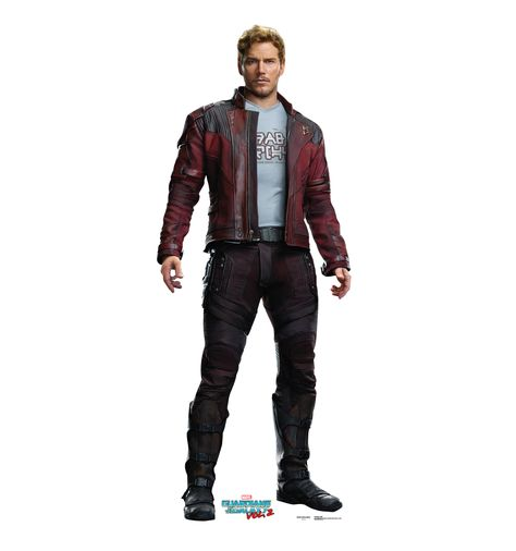 This must-have Guardians of the Galaxy 2 Star-Lord Standee will complete your extraterrestrial party decor. Guests can pose for trendy photo ops standing next to this Star-Lord Prop.