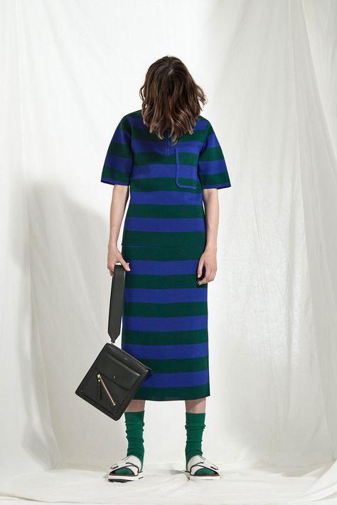 Joseph Resort 2018 Fashion Show Collection