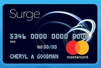 Continental Finance Surge Credit Card Provides Monthly Reporting