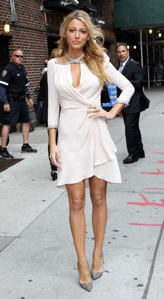 Blake Lively style - Save 50% - 90% on Special Deals at…
