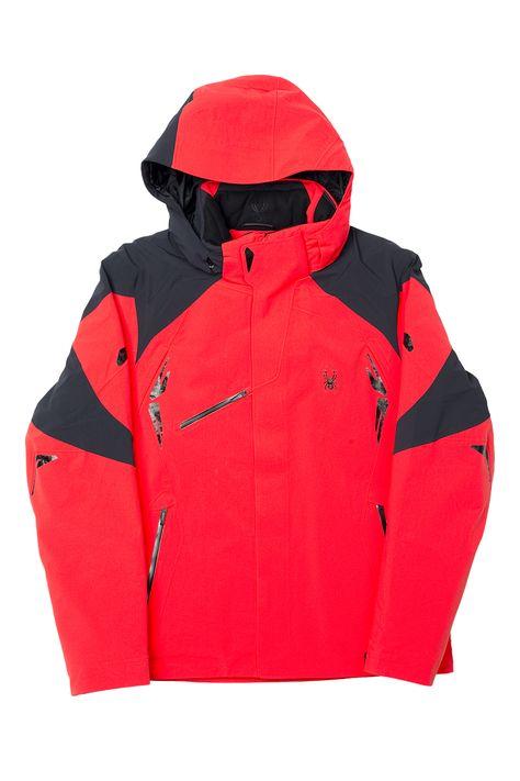 9e6043134b29 2016 Spyder Garmisch Insulated Ski Jacket - Basin Sports