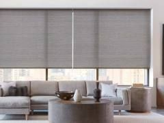 Custom Window Coverings Shades Blinds In Portland Living Room Blinds Living Room Windows Roller Blinds