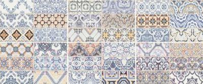 Argenta Talavera Azul 250x400 Dekorativnaya Plitka Kupit V Minske
