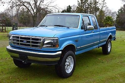1992 Ford F 150 Pickup Truck Old 1990 S Trucks For Sale Vintage