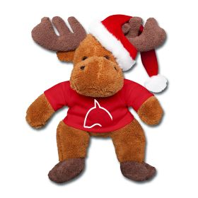 Http Bullterrier Worldwide Spreadshirt De Weihnachtselch Kuscheltier Weihnachtsmutze