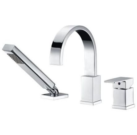 67 Trendy Bath Tub Faucet With Sprayer Bath With Images Roman