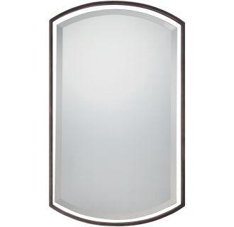 American Standard 22 In X 28 In Espresso Rectangular Bathroom Mirror 9205 101 339 Rectangular Bathroom Mirror American Standard Mirror