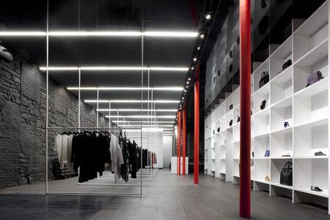 Best agencement boutique rennes Boutique Pinterest Rennes and Boutique