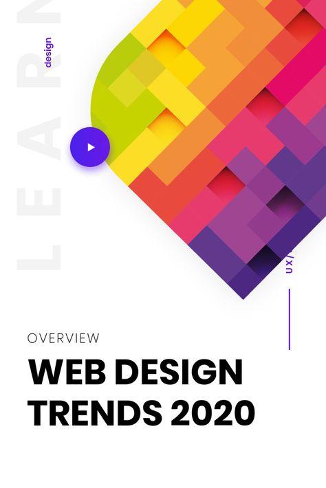⚡️TOP Web Design Trends 2020: Best UI, UX Examples & Predictions