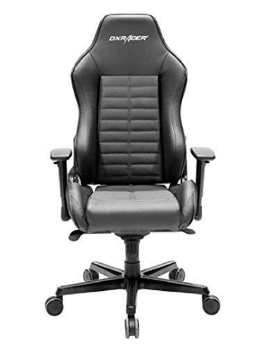 Dxracer Dj188nr Full Grain Leather Ergonomic Executive Office