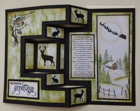 Hello there my crafty friends,   Inkylicious  have had two fabulous shows with amazing demos by Deby and Emma on Hochanda today at 10am and ...