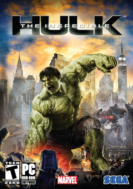 Descargar El Increíble Hulk Pc Full Español 1 Link Iso Gratis Mega Mediafire Bajarjuegos Incredible Hulk The Incredibles The Incredible Hulk 2008