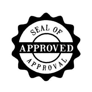 Seal Of Approval Stamp Google Search Approved Stamp Stamp Seal