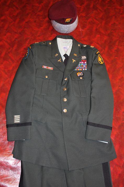 US. Spec. Op's. Command Medical Officer