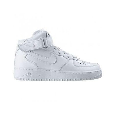 Details zu Nike Air Force 1 Mid 07 315123111 weiß high top schuhe