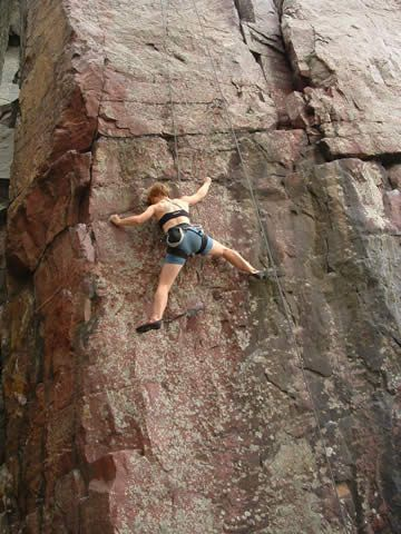 Climber's Guide to Devil's Lake free