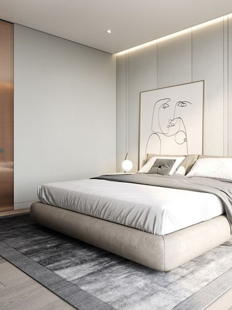 How to Make Your Bedroom Look and Feel Like a Hotel - Jessica Elizabeth