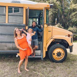 Bus Life Jake Gi Luna Capri Ourvanquest Instagram Photos And Videos In 2020 Bus Life Van Life Bus
