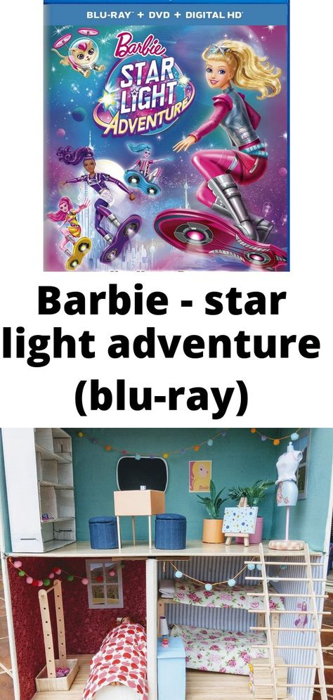 Barbie - star light adventure (blu-ray)