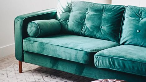 Surprising Ikea Sofa Covers Karlstad 3 Seater Rouge Emerald Velvet Gmtry Best Dining Table And Chair Ideas Images Gmtryco