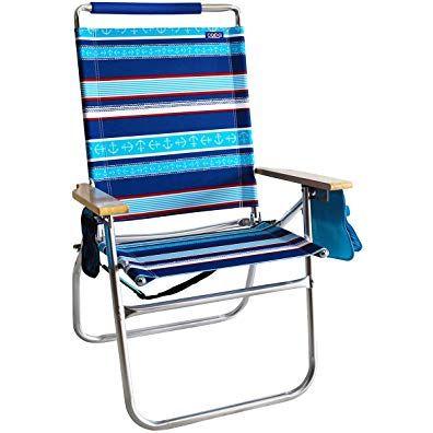Copa Beach 18 Inches High Seat Big Tycoon Beach Chair Review Aluminum Beach Chairs Beach Chairs Chair