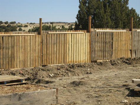 Pallet Fence