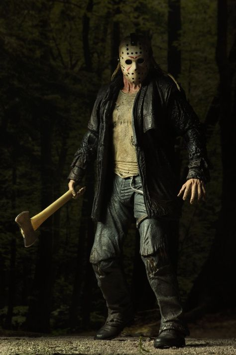 """New Friday the 13th Part VI: Jason Lives 7"""" Figure Preview From NECA"""