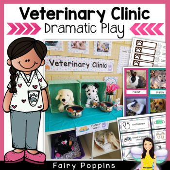 Vet Clinic Dramatic Play Dramatic Play Dramatic Play Centers
