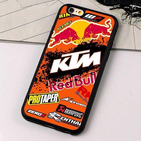 iphone 6 plus coque ktm