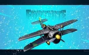 foto de Fortnite fond d'écran HD de l'avion. Saison 7 Image Fig.4 | Fond ecran