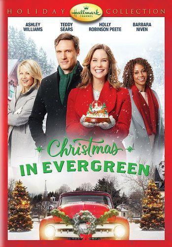 Christmas In Evergreen Dvd 2017 Best Buy Christmas Movies Family Christmas Movies Hallmark Movies