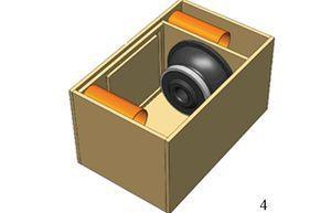 70 Subwoofer box design ideas   subwoofer box design, subwoofer box,  subwoofer