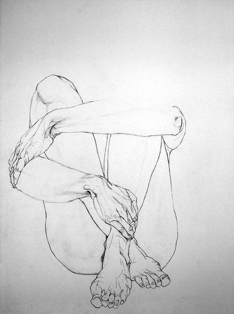 Sophie rambert nude drawing
