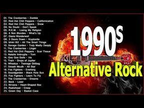Best Of 90's Alternative/Rock Playlist - Best Alternative