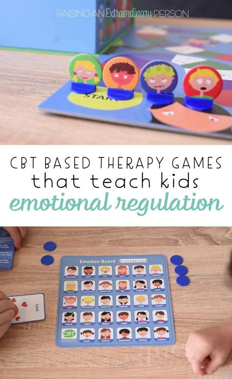 Play Therapy Activities, Therapy Games, Therapy Ideas, Occupational Therapy Activities, Painting Activities, Cognitive Behavioral Therapy, Emotions Game, Emotions Cards, Feelings