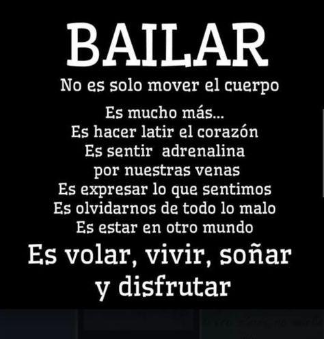 Bailar Frases De Bailarinas Frases De Ballet Y Citas De Baile