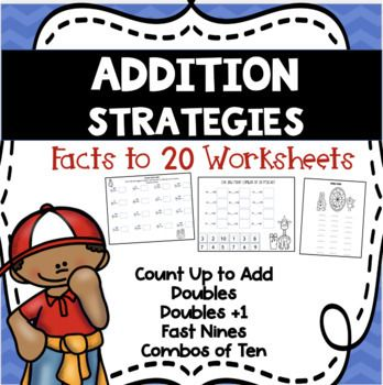 Magnificent addition facts to 10 worksheets Useful