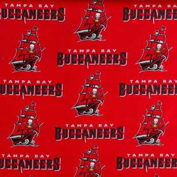 Nfl Tampa Bay Buccaneers Cotton Fabric Buccaneers Football Tampa Bay Buccaneers Fabric Letters