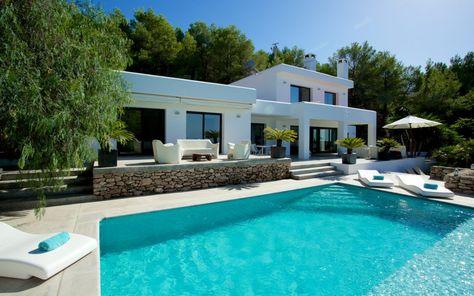 Location De Maison Gardenia Espagne Baleares Ibiza Villa De