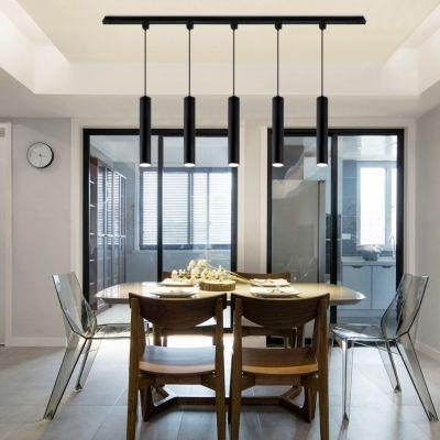 Dining Room Lighting, Contemporary Dining Room Ceiling Light Fixtures