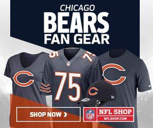 chicago bears fans shop